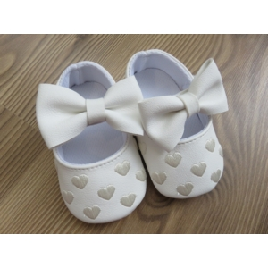 Fehér kislány cipő (17)