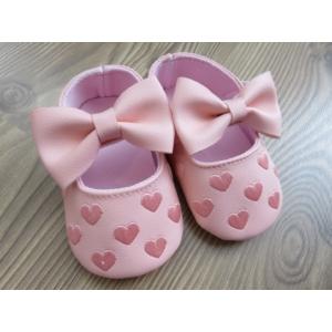 Barack színű kislány cipő (18)