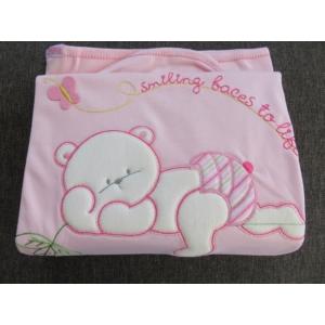 Bebessi babatakaró (rózsaszín)