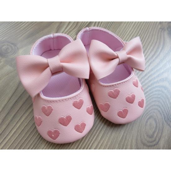Barack színű kislány cipő (17)