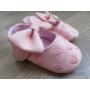 Kép 2/3 - Barack színű kislány cipő (17)