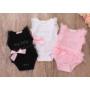 Kép 1/3 - My Little Pink Dress kislány body - tüll  (74)