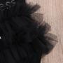 Kép 5/5 - My Little Black Dress kislány body - tüll  (86)
