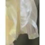 Kép 5/5 - Hófehér-barack színű kislány ruha (68)