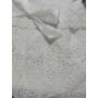Kép 2/4 - Hófehér keresztelő kislány ruha (80-86)