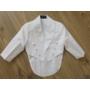 Kép 2/10 - Kisfiú keresztelő/alkalmi ruha, szmoking, fehér (86)