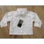 Kép 7/10 - Kisfiú keresztelő/alkalmi ruha, szmoking, fehér (86)