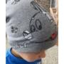 Kép 4/4 - Mickey egér mintás kisfiú sapka (98/110)