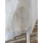 Kép 7/7 - Törtfehér hímzett csipkés hosszú ujjú kislány ruha