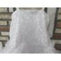 Kép 3/10 - Hófehér, gyönyörű, habos-babos kislány alkalmi ruha