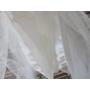 Kép 10/11 - Gyönyörű törtfehér kislány keresztelő/elsőáldozó ruha